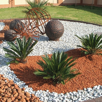 Landscaping the backyard landscape design how to for Garden designs in south africa